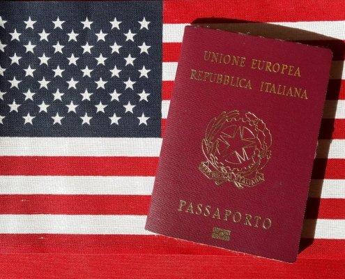 documenti necessari viaggio usa
