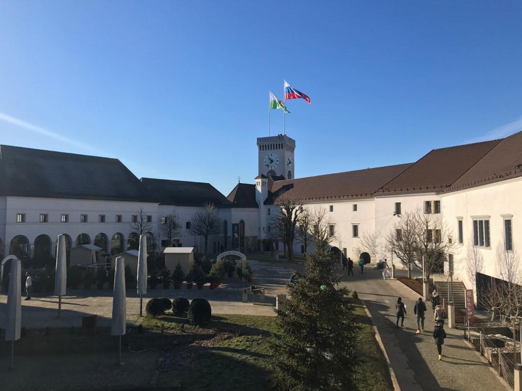 san valentino lubiana slovenia il castello