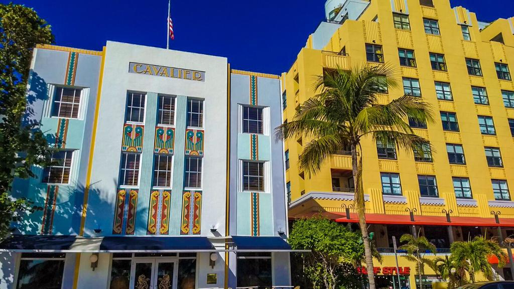 cosa fare a miami art deco historic district