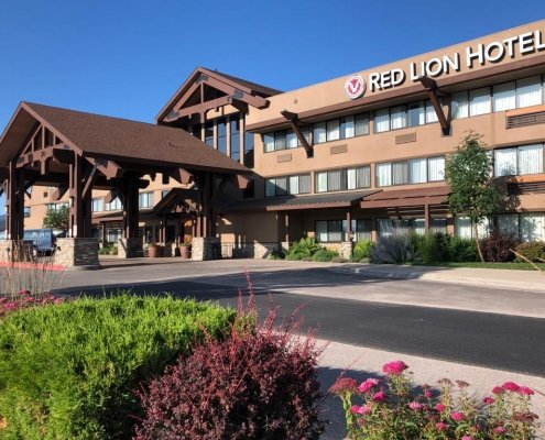 hotel low cost stati uniti red lion kalispell montana