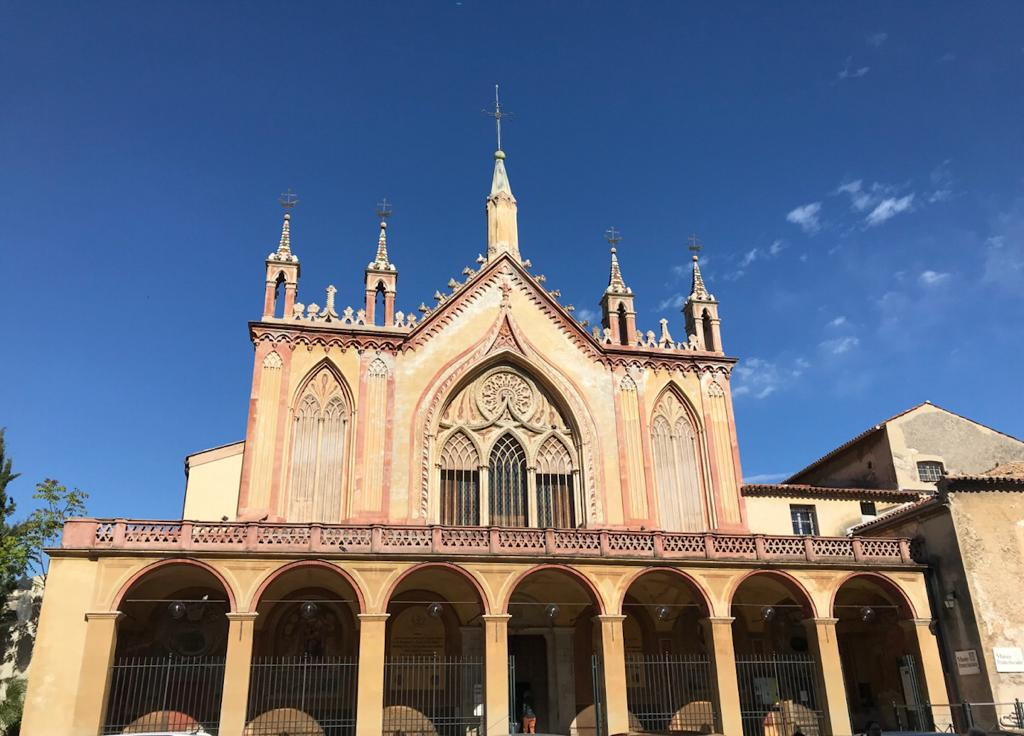 monastero francescani cimiez nizza