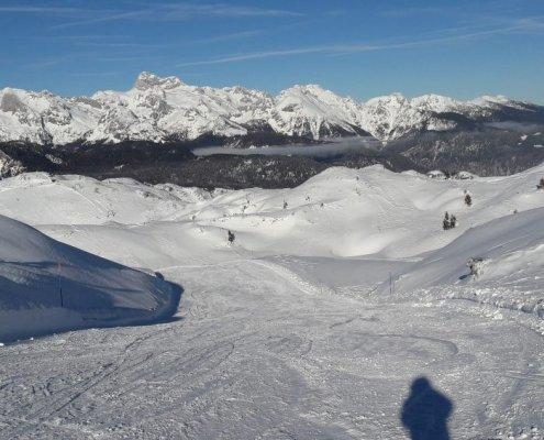 capodanno sulla neve in Slovenia