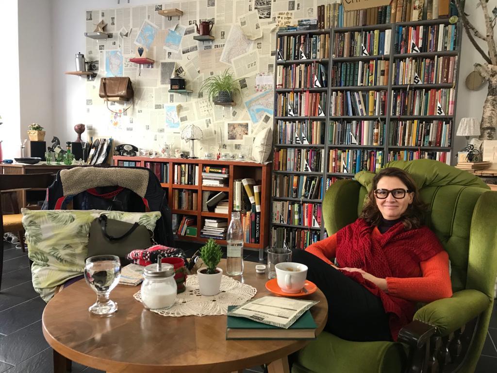 Smetka shop and book cafè a Maribor