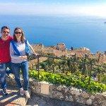Mila Roberto e il mare della Costa Azzurra