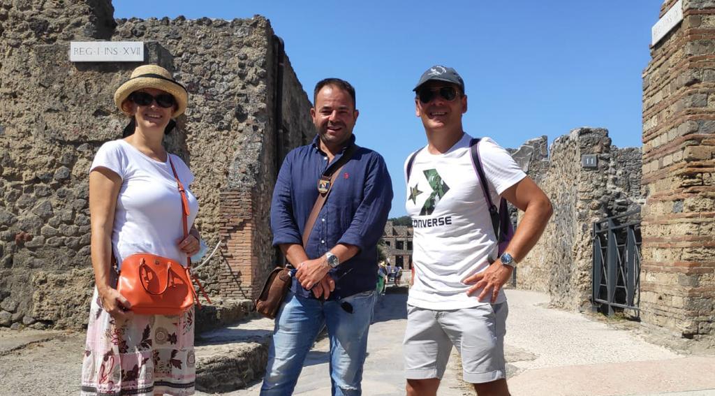 pompei visita guidata low-cost