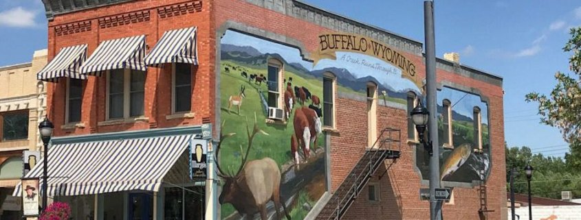 street arta a buffalo wyoming