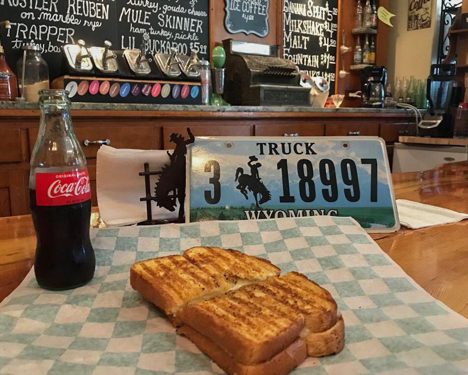 dayton wyoming mercantile dove mangiare sandwich