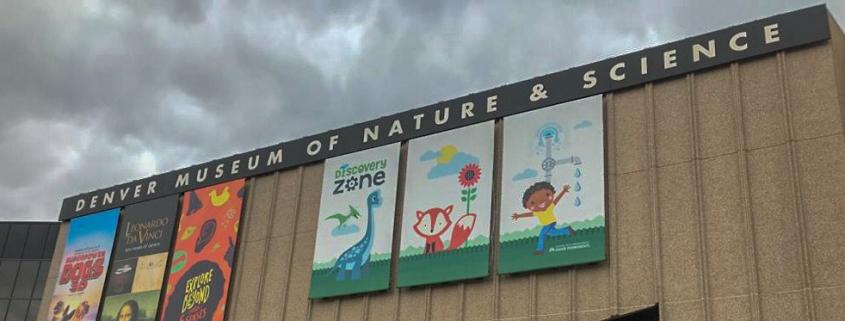 denver museum of nature and science come organizzare la visita