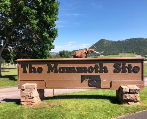 mammoth site a hot springs in south dakota cosa vedere