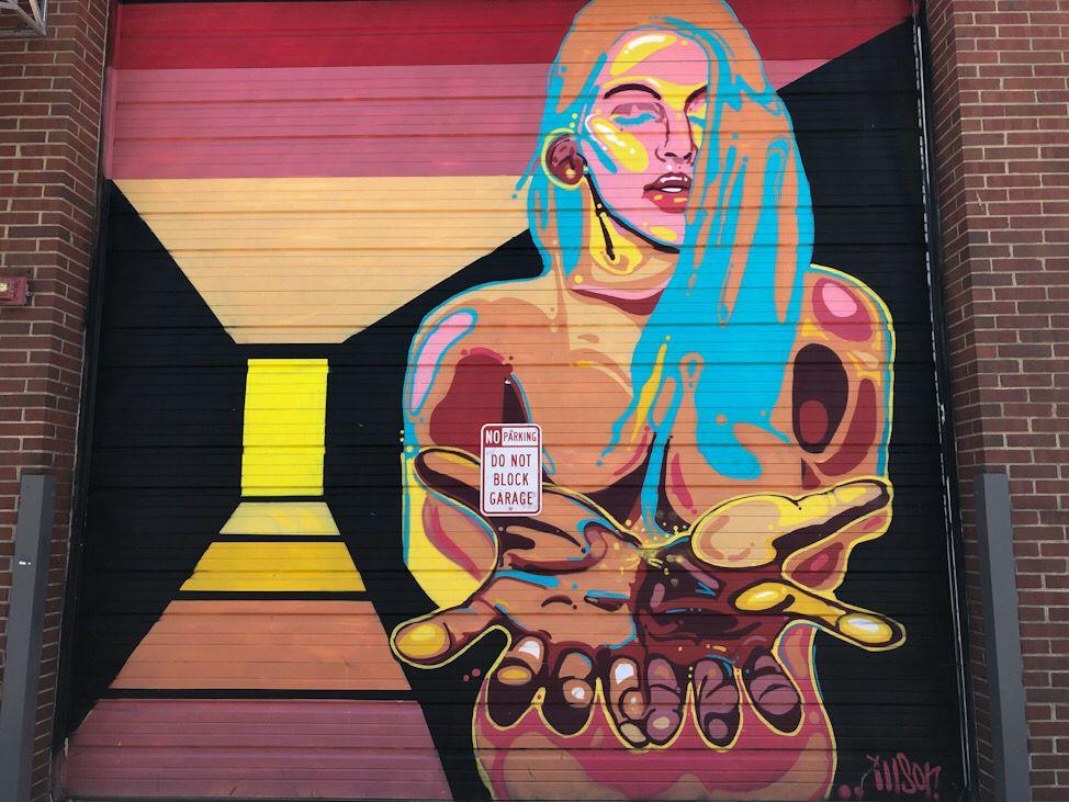 street art larimer street denver